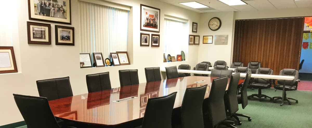 Large Meeting room for 30 People in Union City Hero Image in undefined, Union City, CA