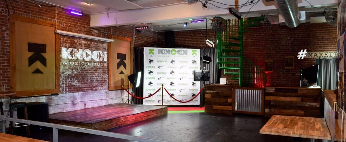 Virginia-Highland Speakeasy w/Music Stage, Photo & Production Booth in Atlanta Hero Image in Virginia Highland, Atlanta, GA