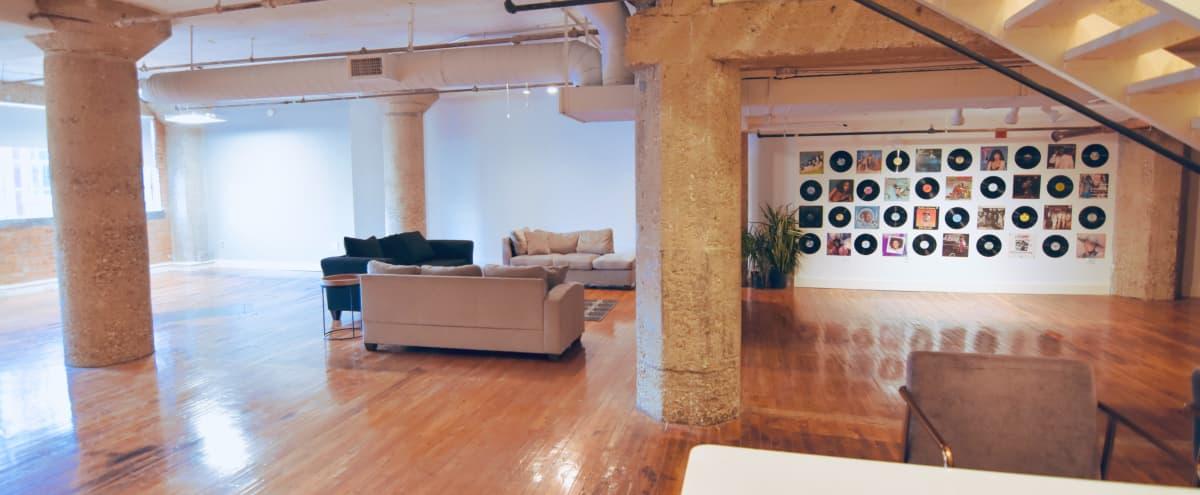 Spacious 3000 sqft Venue + Creative Space in Dallas Hero Image in Cedars, Dallas, TX