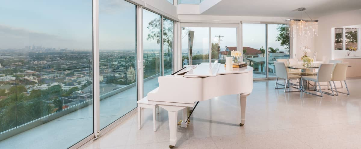 Hollywood Hills Home with Amazing Views in Los Angeles Hero Image in Hollywood Hills, Los Angeles, CA