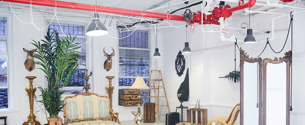 Set Design Studio SoHo: Vintage Production - All Props Included in New York Hero Image in Lower Manhattan, New York, NY