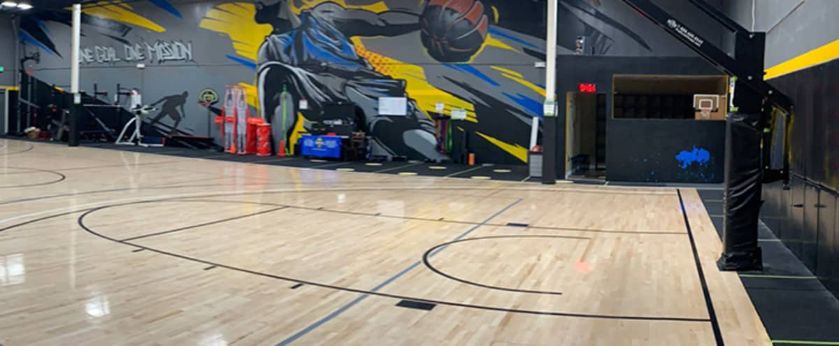 Private Indoor Basketball/Volleyball/Gym in Fremont Hero Image in Cameron Hills, Fremont, CA
