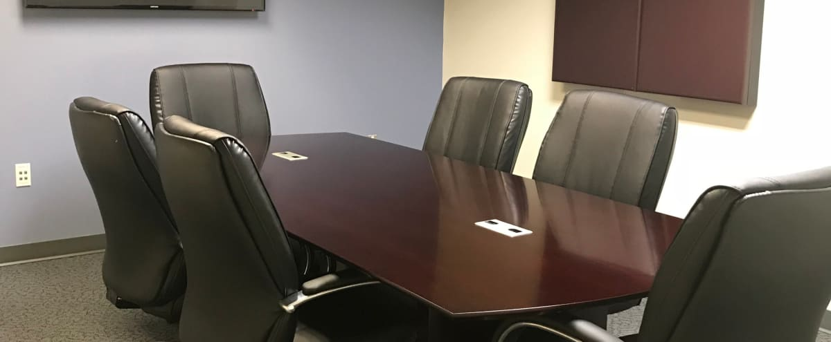 Cozy 6-Person Conference Room 314 in Hanover Hero Image in undefined, Hanover, MD