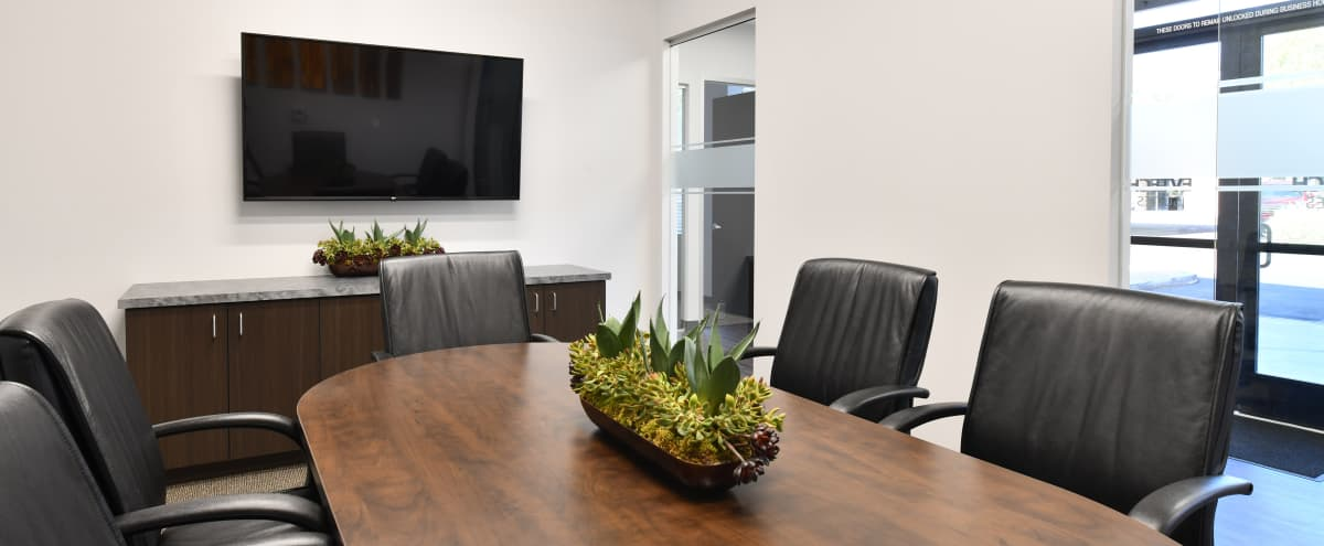East Valley Mesa 8 Person Conference Room in mesa Hero Image in undefined, mesa, AZ