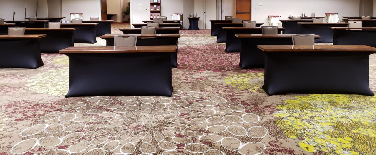 large CDC compliant meeting space in 98188 Hero Image in Southcenter, 98188, WA