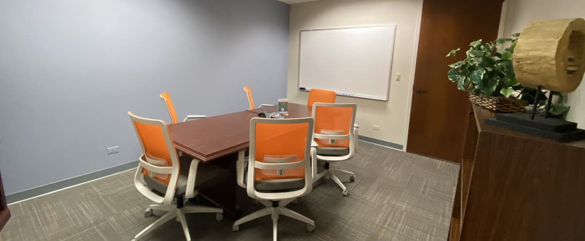 Small Conference Room in Naperville in Naperville Hero Image in Naperville Park District, Naperville, IL