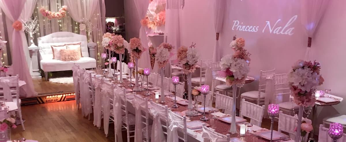 Bushwick Elegance:  Bridal & Baby showers, Weddings, Birthdays in Brooklyn Hero Image in Ocean Hill, Brooklyn, NY