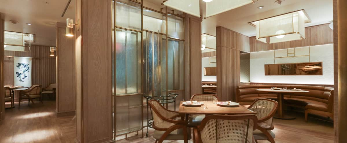 Upscale Elegant Lounge Space in San Francisco Hero Image in Russian Hill, San Francisco, CA