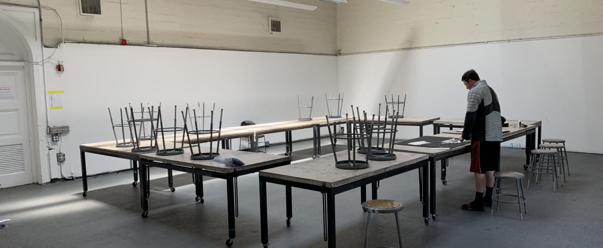 Flexible + Bright Classroom/Drawing Studio (Rm 14) in San Francisco Hero Image in Russian Hill, San Francisco, CA