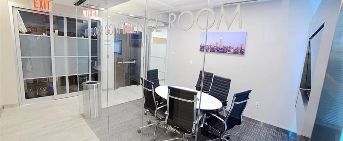 Select Madison Avenue - 4th Floor Meeting Room for 6 in New York Hero Image in Murray Hill, New York, NY