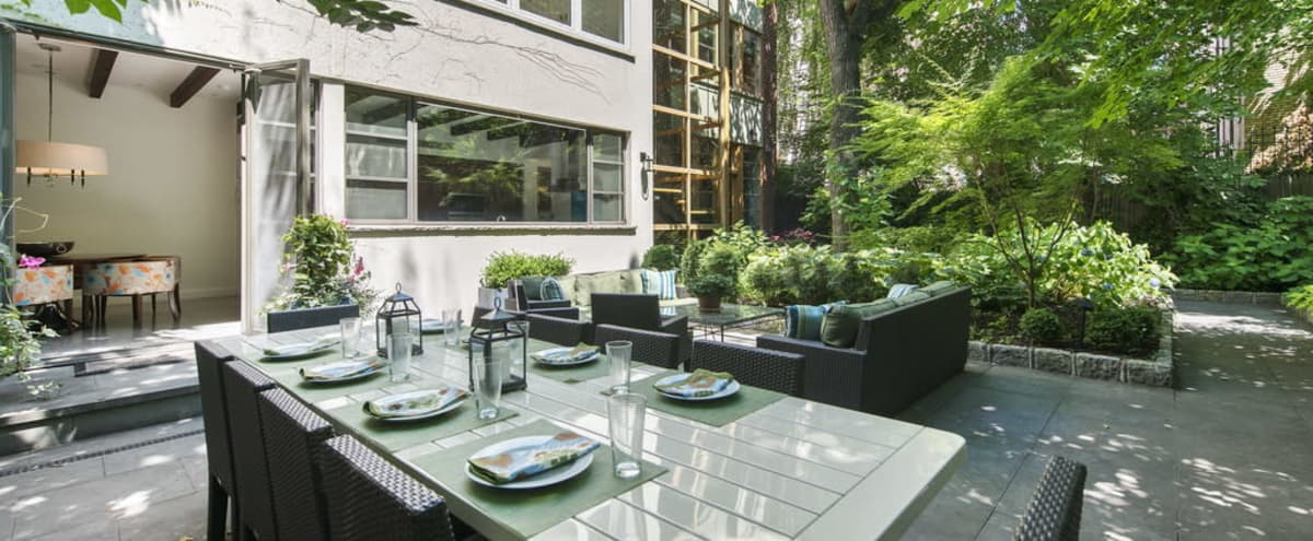 UES townhouse; mix of modern and traditional with a twist in NYC Hero Image in Upper East Side, NYC, NY
