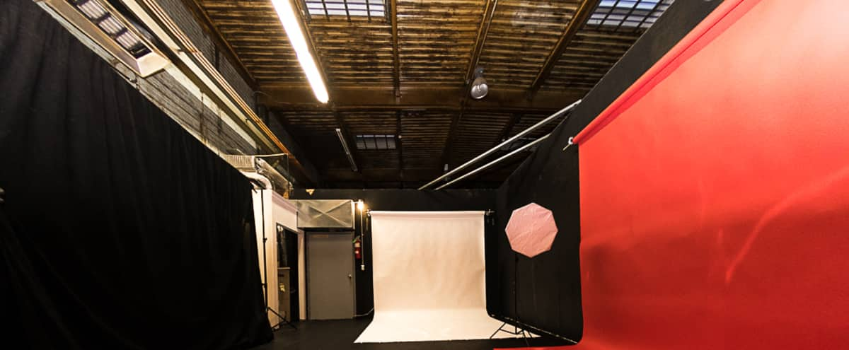 Industrial Photo/Visual Creative Studio With Great Lighting In the Heart of Fishtown/Northern Liberties Area in Philadelphia Hero Image in Olde Kensington, Philadelphia, PA