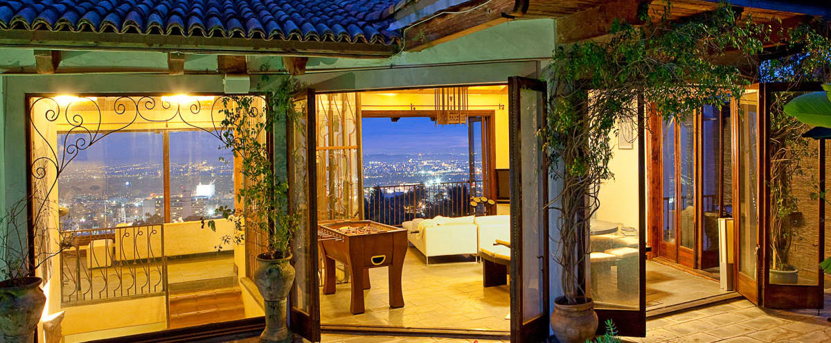 Hollywood Hills Villa In The Sky in Los Angeles Hero Image in Central LA, Los Angeles, CA