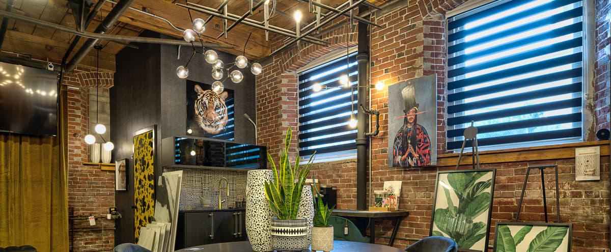 Beautiful interior Design Showroom intimate multi use space in Philadelphia Hero Image in Frankford, Philadelphia, PA