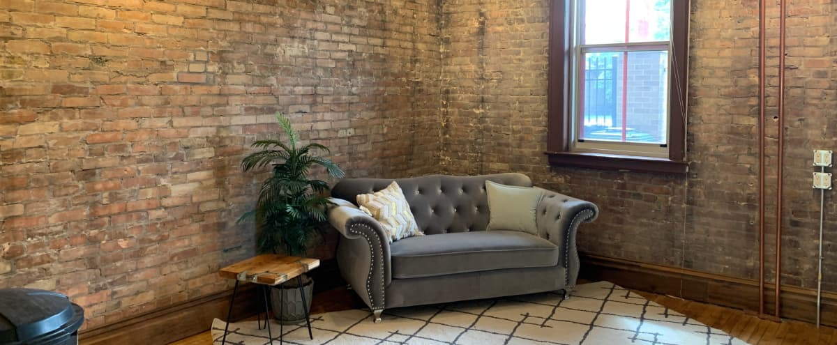 Studio Space - Exposed Brick - Industrial - Rustic in Minneapolis Hero Image in Holland, Minneapolis, MN
