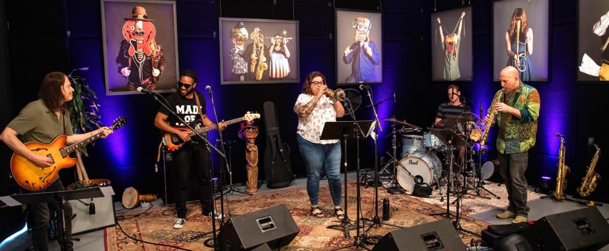 Concert Streaming Studio  in the Heart of East Nashville in Nashville Hero Image in Eastwood, Nashville, TN