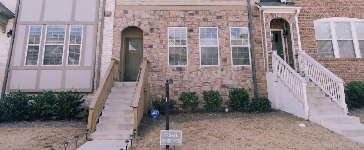 Luxury Townhome in Fairburn Hero Image in undefined, Fairburn, GA