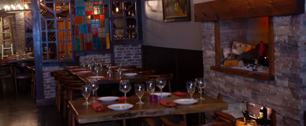 Bordeaux Restaurant for private events in Chicago Hero Image in Roscoe Village, Chicago, IL