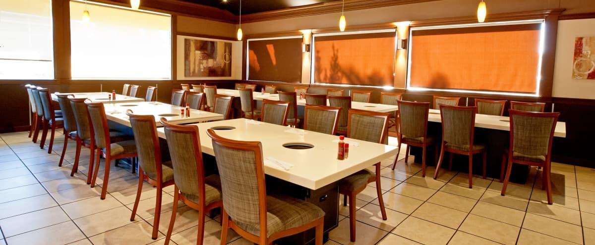 Spacious Modern Restaurant with AV/HVAC in Milpitas Hero Image in undefined, Milpitas, CA