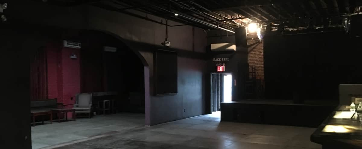 Industrial Venue with Lounge Area and Outdoor Space in Brooklyn Hero Image in East Williamsburg, Brooklyn, NY