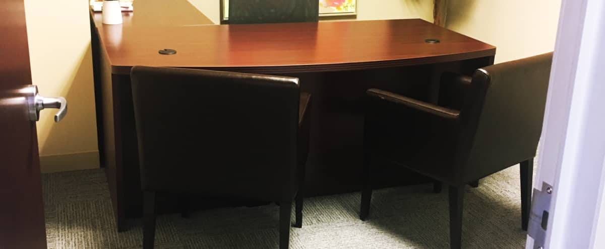 Private Executive Office in Chicago Hero Image in Magnificent Mile, Chicago, IL