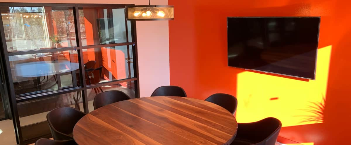 Private Meeting Room for 5 in Frisco Hero Image in undefined, Frisco, TX