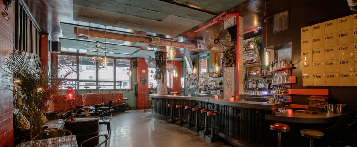 Colorful Eclectic Music Bar in FiDi - Full Venue in San Francisco Hero Image in Financial District, San Francisco, CA