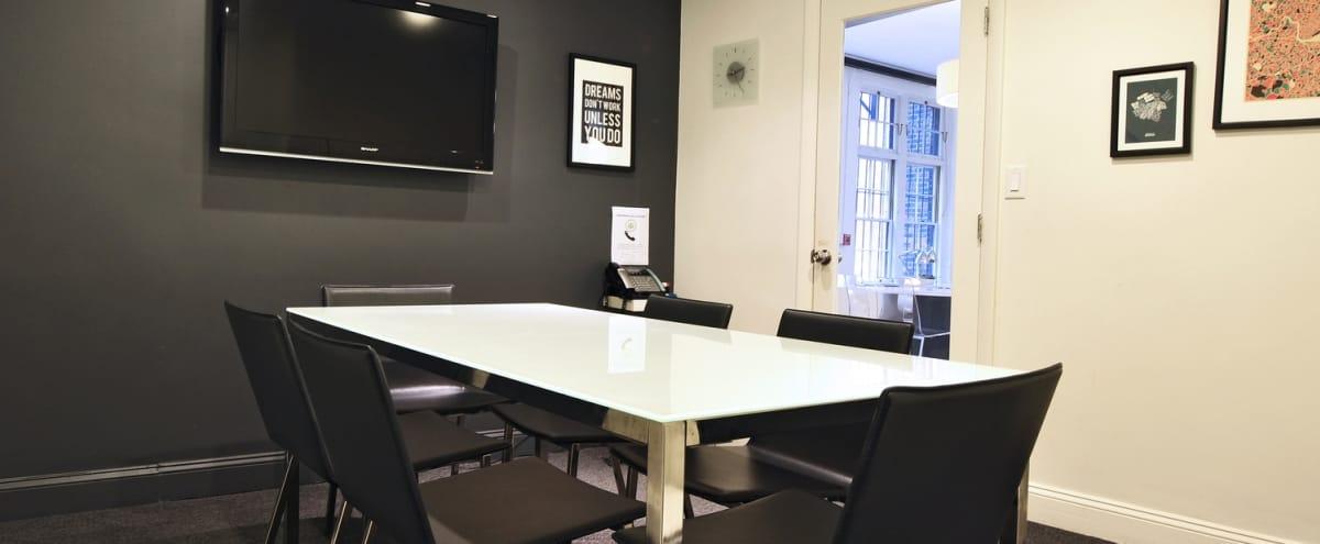 Brainstorming Room in Back Bay (Duxbury) in Boston Hero Image in Back Bay, Boston, MA
