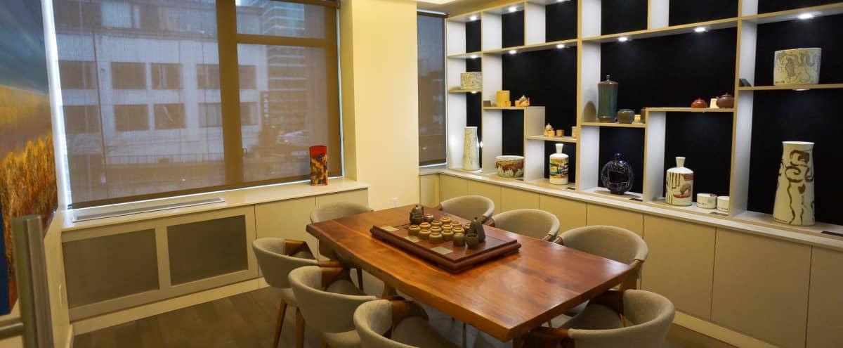 Beautiful Meeting Room in East Midtown in New York Hero Image in Midtown Manhattan, New York, NY