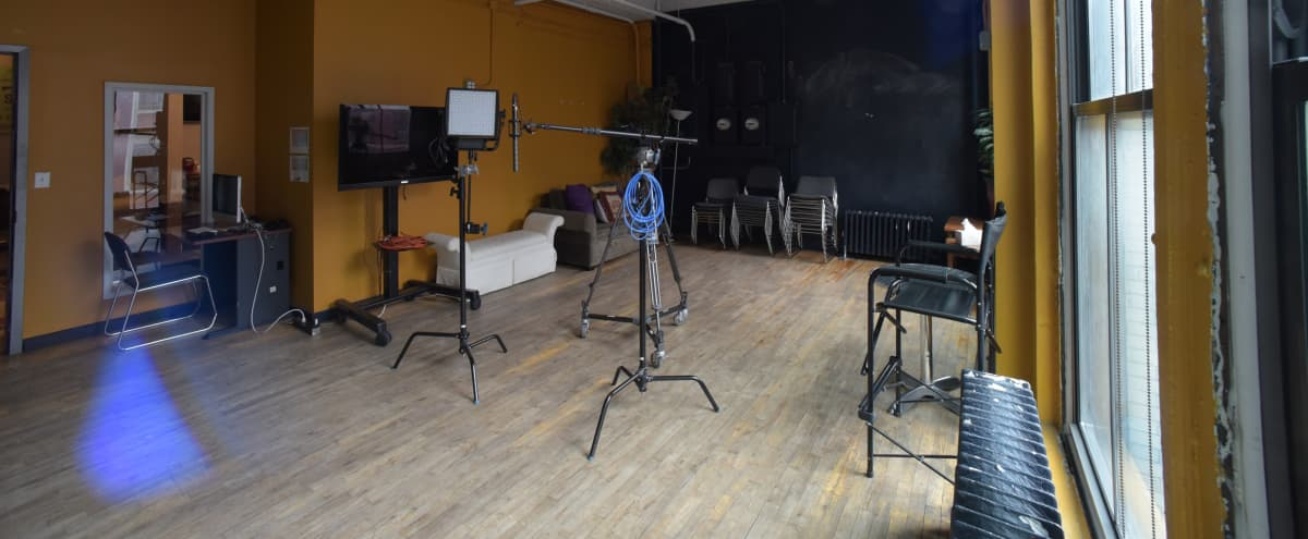 Professional Studio and Meeting Space in New York Hero Image in Midtown, New York, NJ
