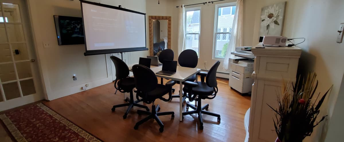 Cozy Neighborhood Conference Room in Ansonia Hero Image in undefined, Ansonia, CT