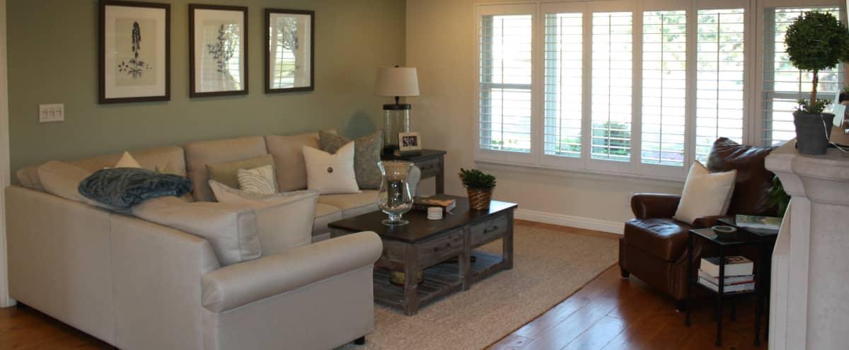 Sunny Family Home with spacious yard and California Room in Santa Ana Hero Image in undefined, Santa Ana, CA