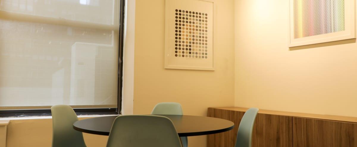 Rooms: Beautiful 4 People Meeting Room In Midtown NYC, New York