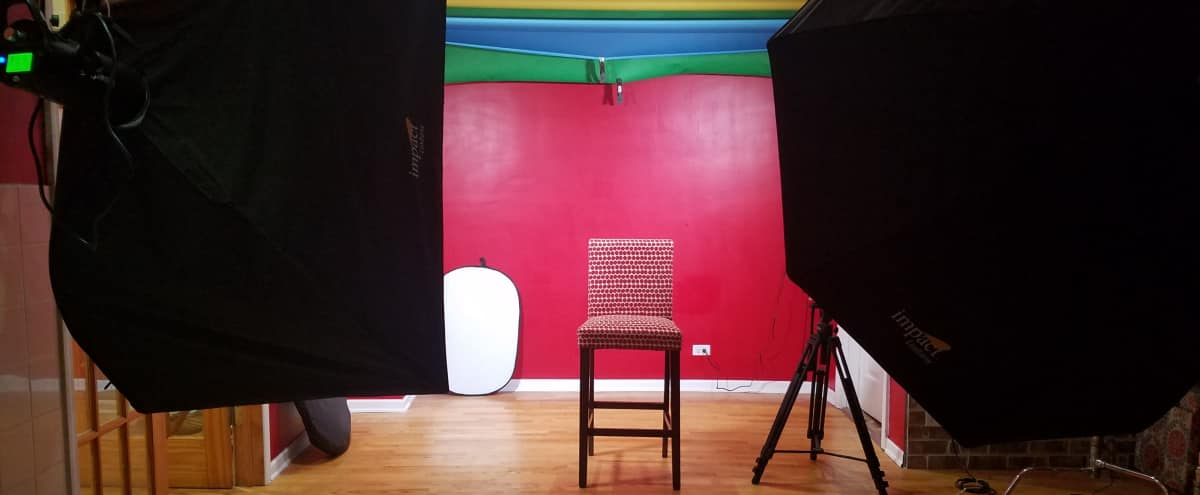 Photography Studio near University of Chicago, Chicago, IL ...