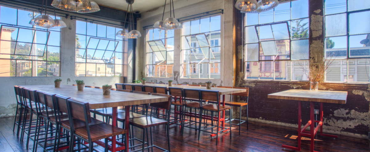 Industrial Chic Off-Site Space in San Francisco Hero Image in Mission District, San Francisco, CA