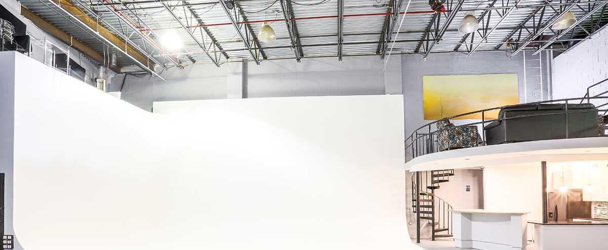2500 SQ FT Production Rental Studio | Studio A in Brooklyn Hero Image in East Williamsburg, Brooklyn, NY