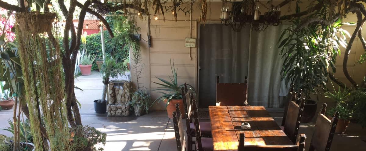 Quaint & Ecclectic Garden Home in NoHo in North Hollywood Hero Image in North Hollywood, North Hollywood, CA
