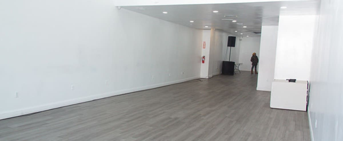 Upscale, Open Space, White Canvas, Event Space, in Brooklyn Hero Image in Marine Park, Brooklyn, NY