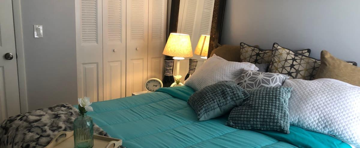 Coastal Cozy Bedroom in Pembroke Pines Hero Image in undefined, Pembroke Pines, FL