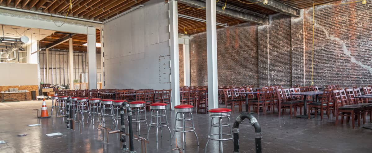Raw Warehouse Space in a Historic Four Story Art Deco Building in Hollywood in Los Angeles Hero Image in Hollywood, Los Angeles, CA