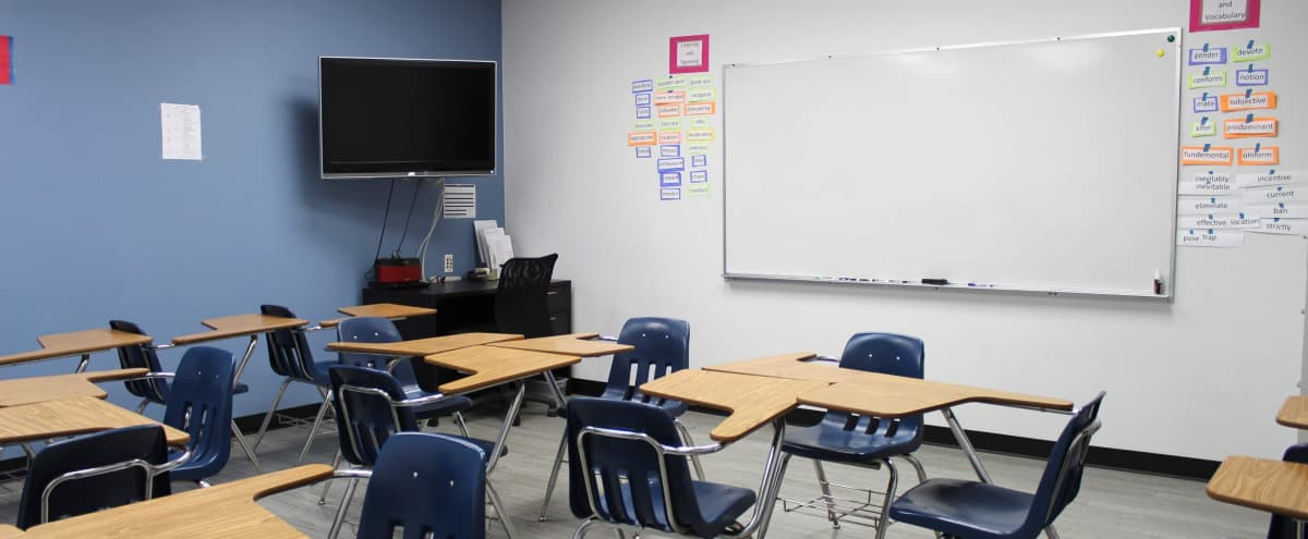 Bright and Modern, Fully Equipped Classroom in MONTEREY PARK Hero Image in undefined, MONTEREY PARK, CA