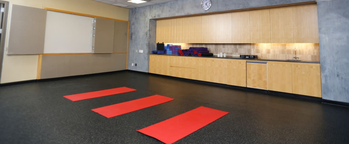 Yoga Studio in Downtown Manhattan in New York Hero Image in Financial District, New York, NY