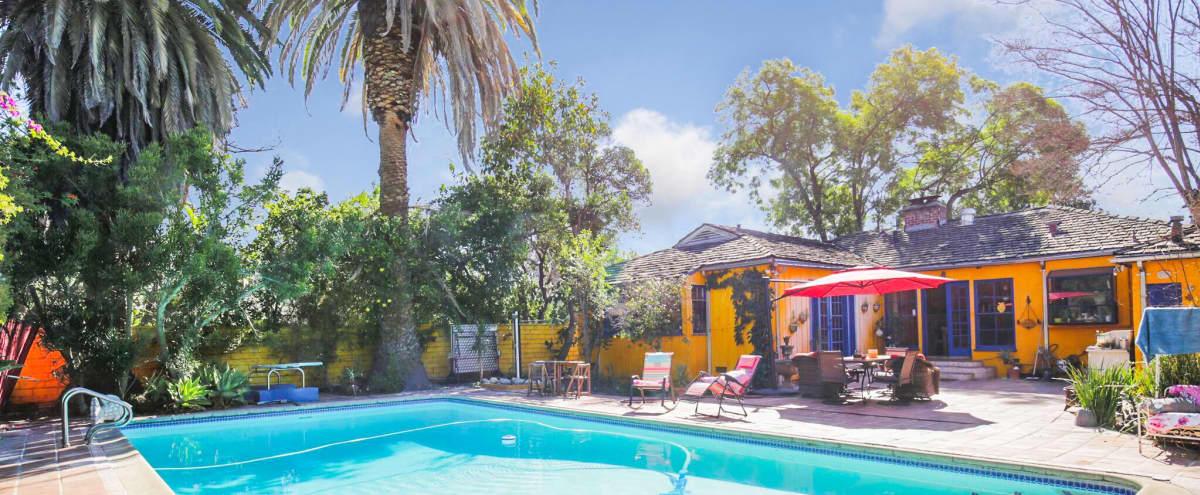 Charming Property Heated Pool for Classes, Meetings & Workshops in Studio City Hero Image in Studio City, Studio City, CA