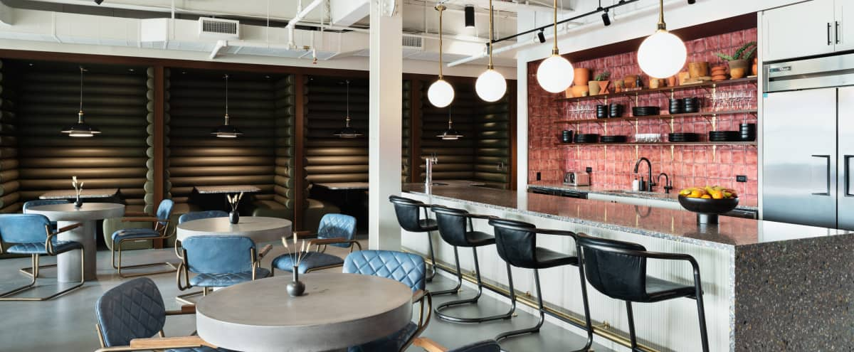Chic Event Space in Converted Light Bulb Factory in Brooklyn Hero Image in Greenpoint, Brooklyn, NY