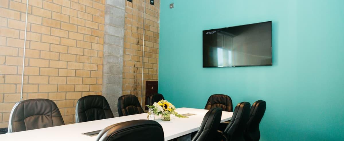 Modern Meeting Room for 8 in Denton Hero Image in undefined, Denton, TX