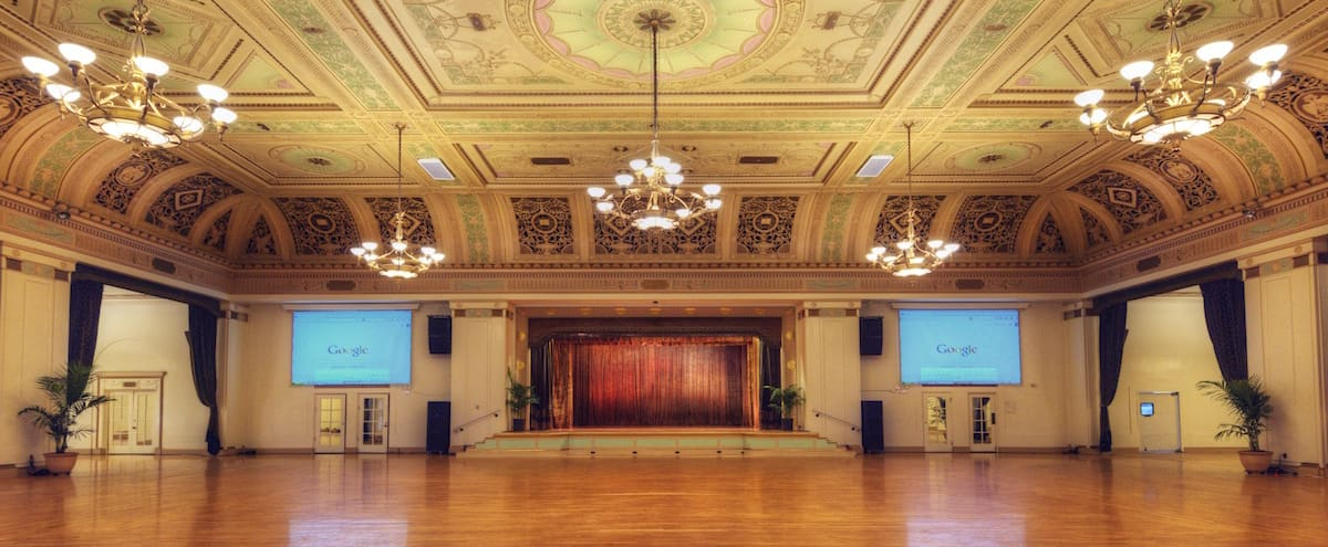 Elegant Ballroom by Lake Merritt - Oakland in Oakland Hero Image in Downtown Oakland, Oakland, CA