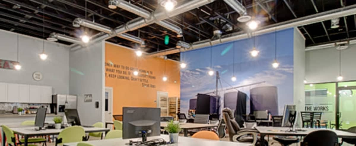 Modern Coworking Space in Gilbert Hero Image in undefined, Gilbert, AZ
