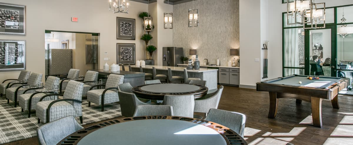 Modern, Upscale Space for Entertaining within Walking Distance of American Airlines Center & Katy Trail in Dallas Hero Image in Victory Park, Dallas, TX