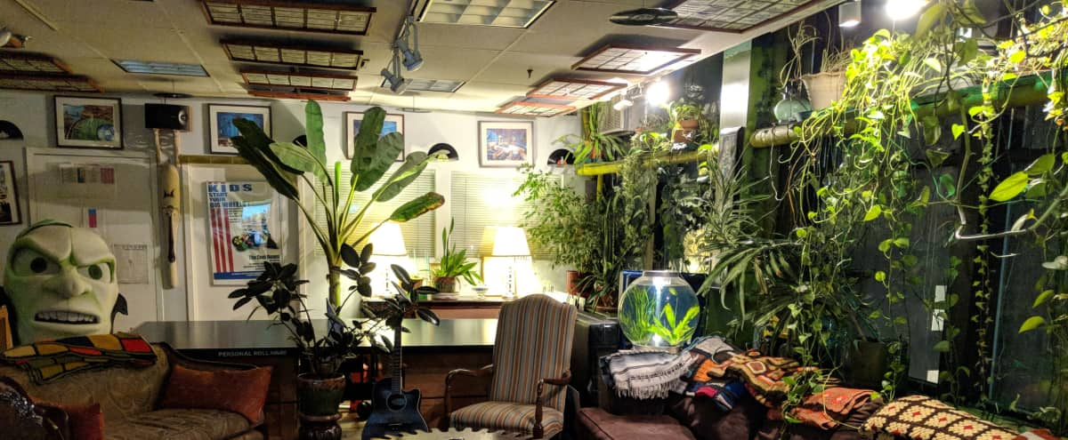 Lush Creative Studio in Heart of Midtown in New York Hero Image in Midtown, New York, NY