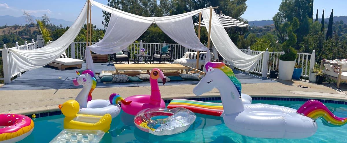Gorgeous Views with Pool and Outdoor Gym in Tarzana Hero Image in Tarzana, Tarzana, CA